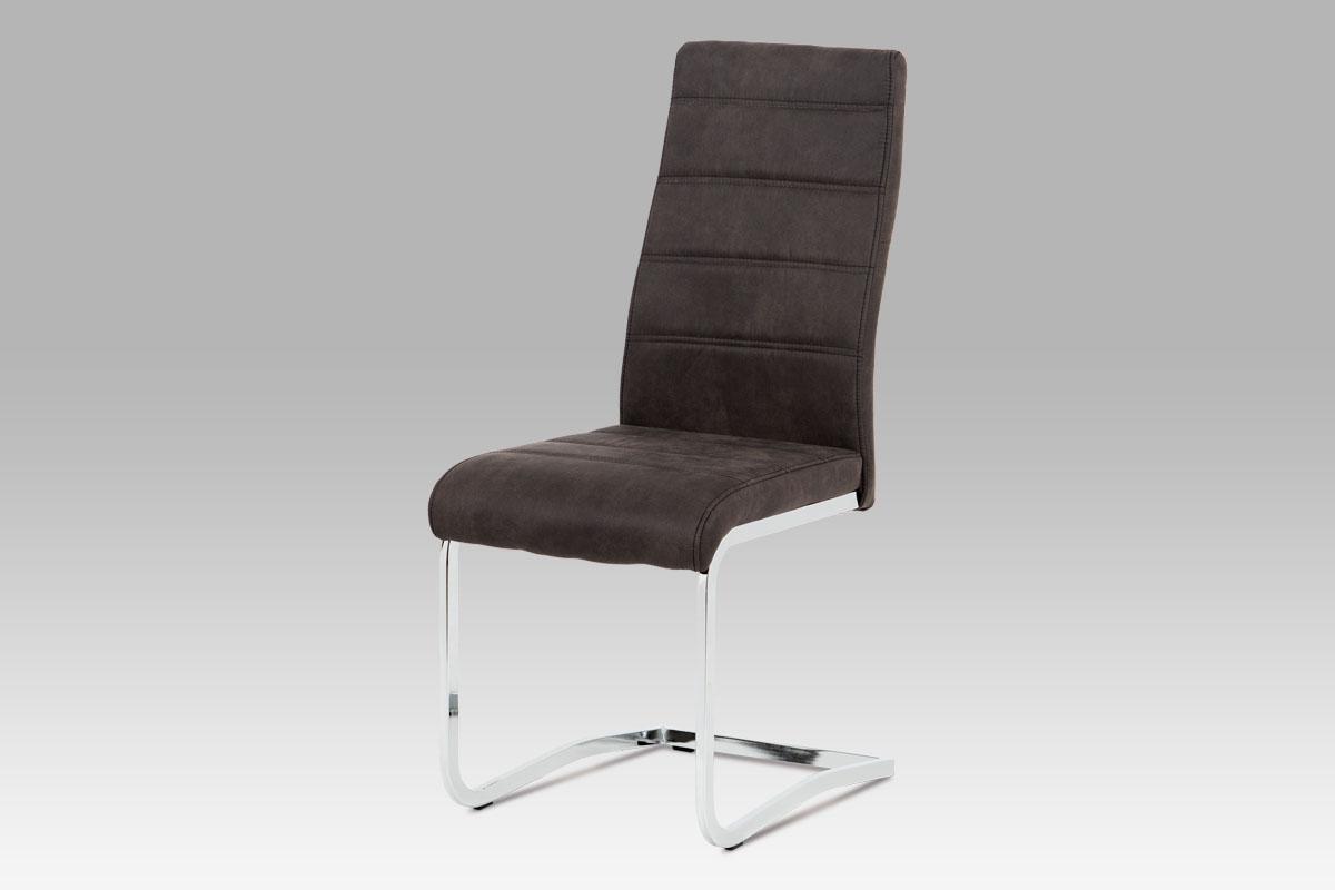 Jídelní židle Aran, šedá