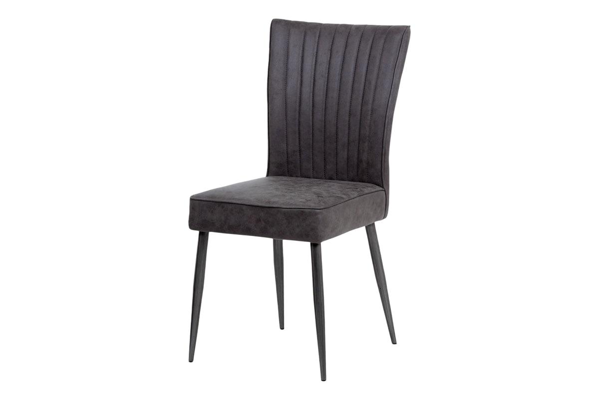 Jídelní židle Axel, šedá