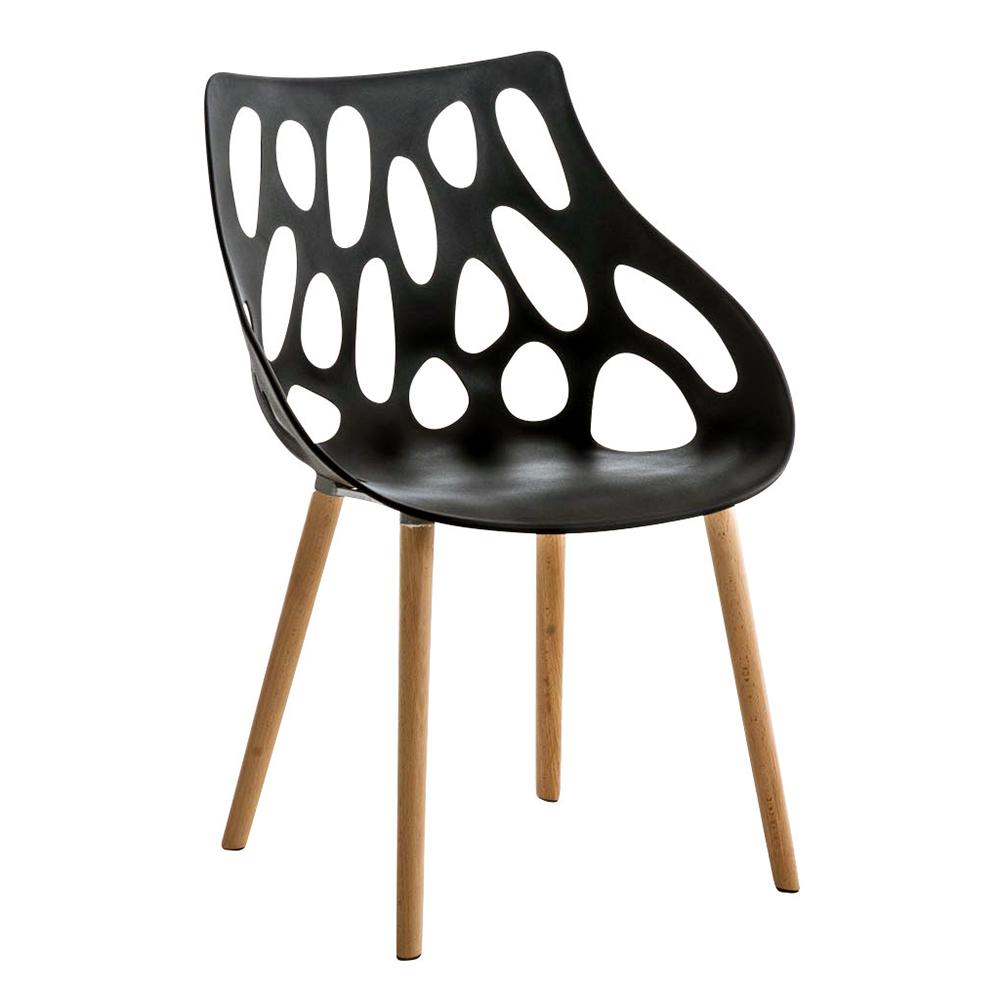 Jídelní židle Berry šedá
