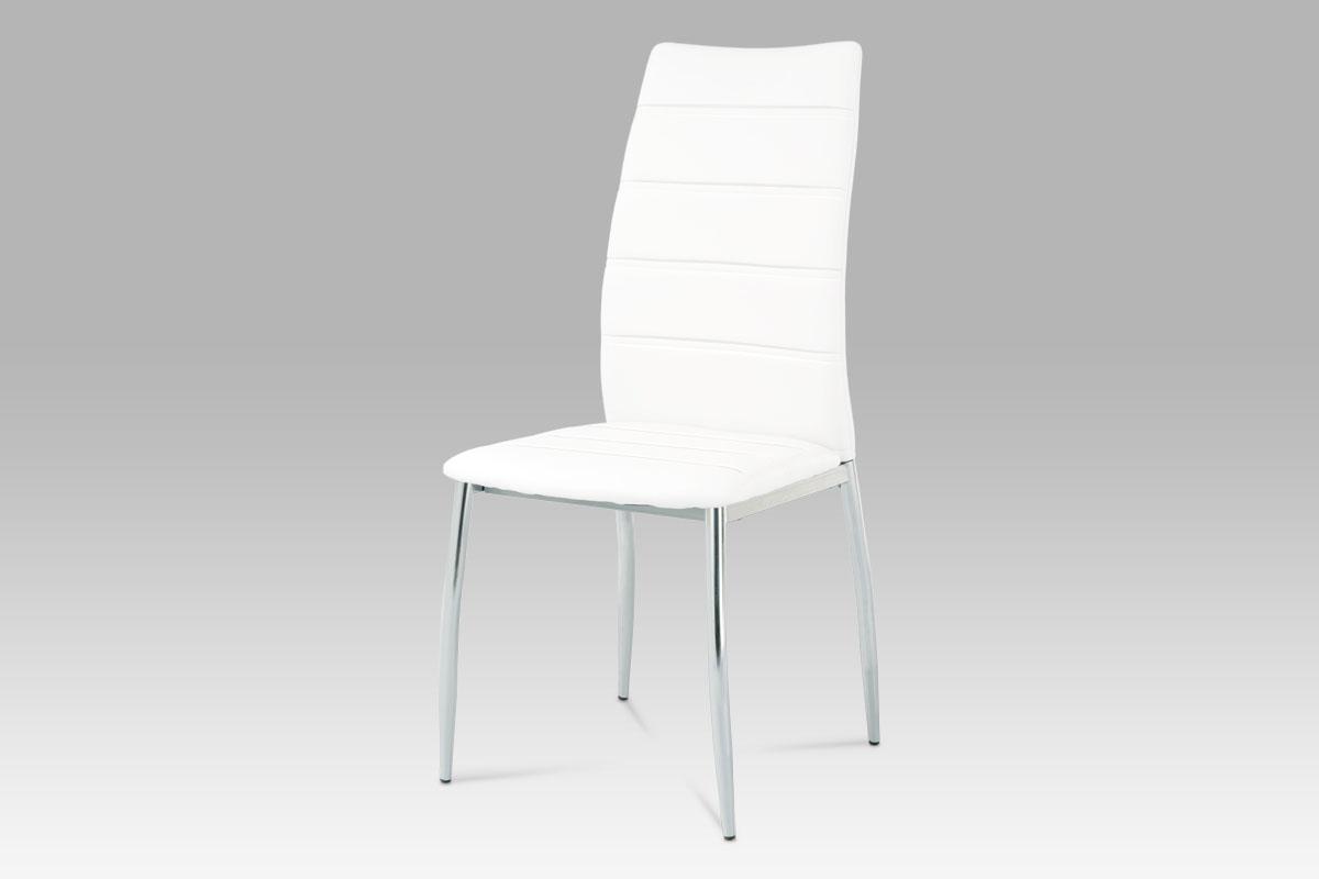 Jídelní židle Berta, bílá