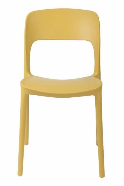 Jídelní židle Blod, olivová