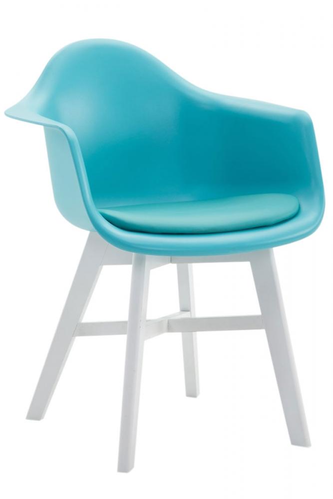 Jídelní židle Calgary, modrá