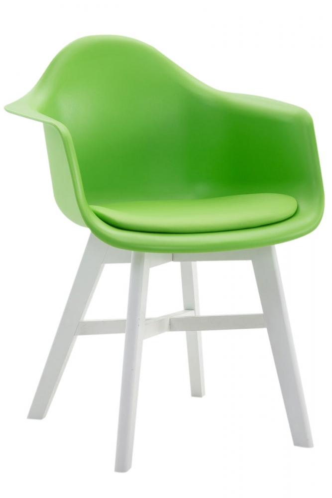 Jídelní židle Calgary, zelená