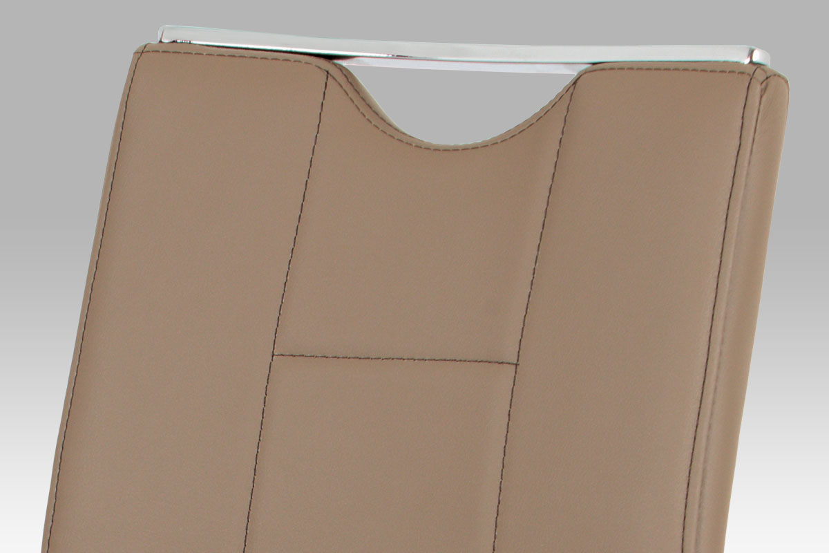 Jídelní židle Delmer (SET 4 ks), latté