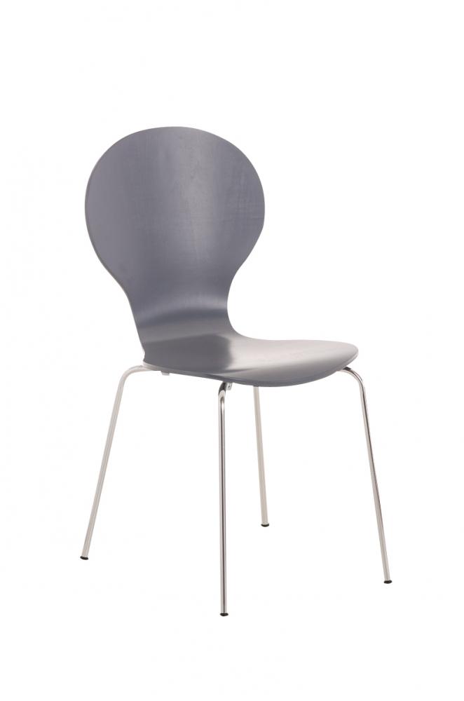 Jídelní židle Diego, šedá
