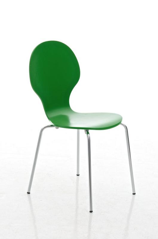 Jídelní židle Diego, zelená
