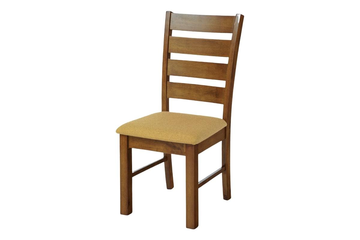 Jídelní židle dřevěná Ines, písková/ořech