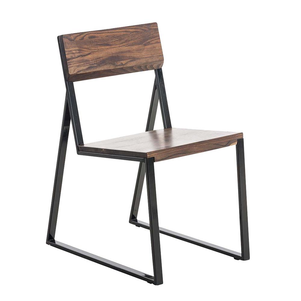 Jídelní židle dřevěná Mark, ořech