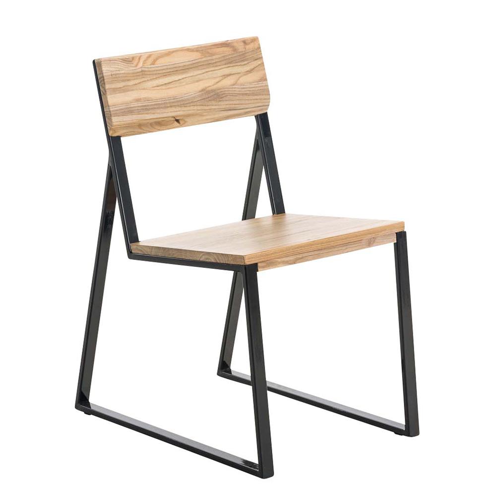 Jídelní židle dřevěná Mark, přírodní