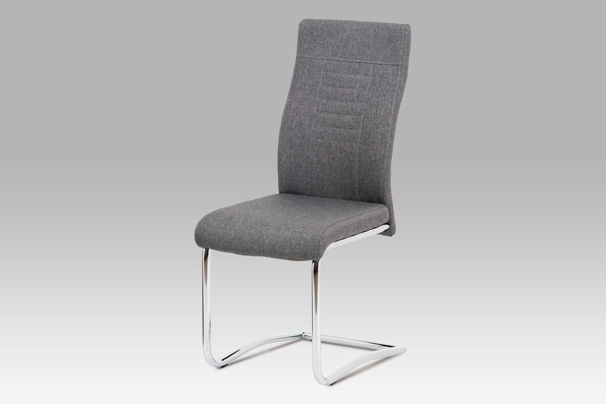 Jídelní židle Elias, šedá
