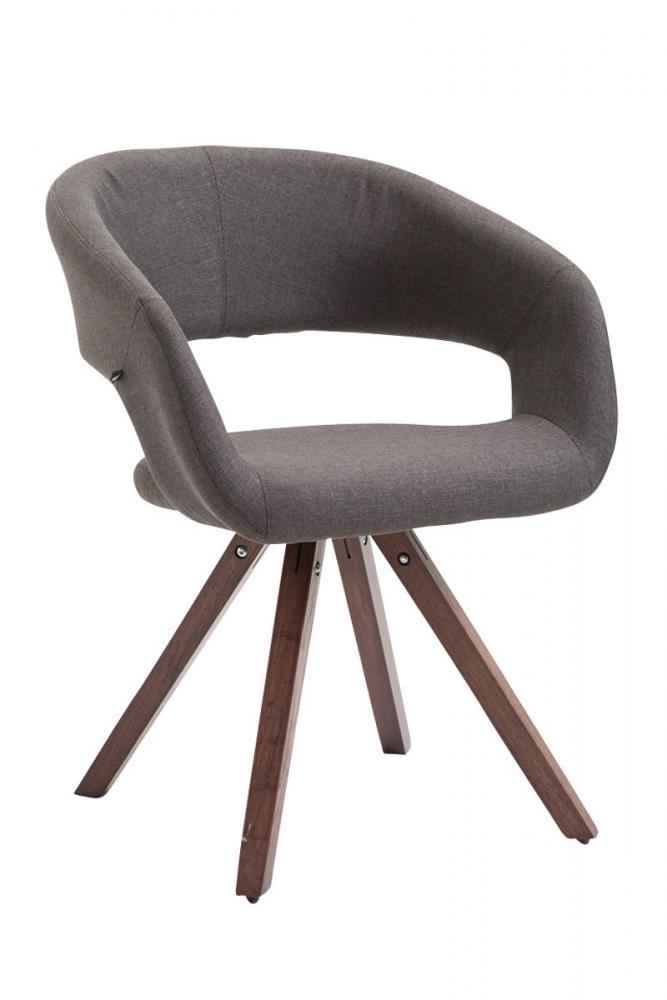 Jídelní židle Etna, šedá