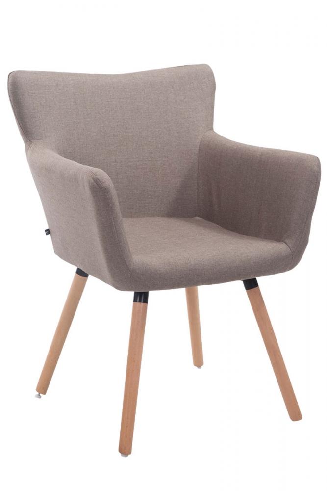 Jídelní židle Ferat, béžová