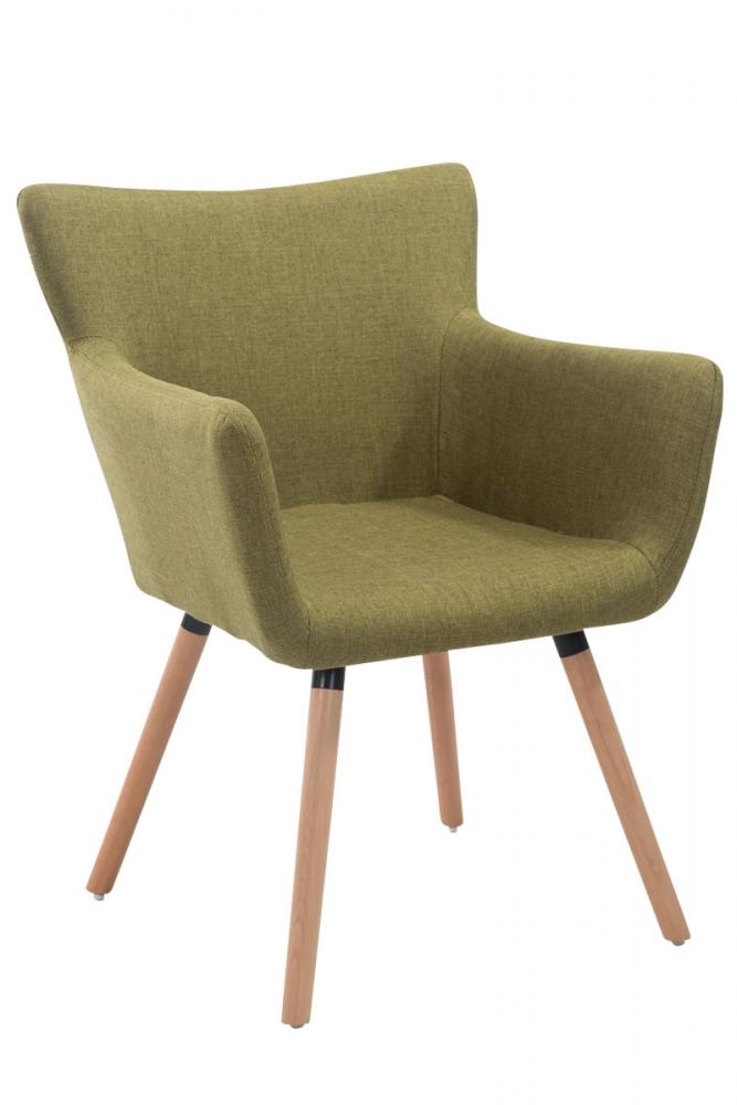 Jídelní židle Ferat, zelená