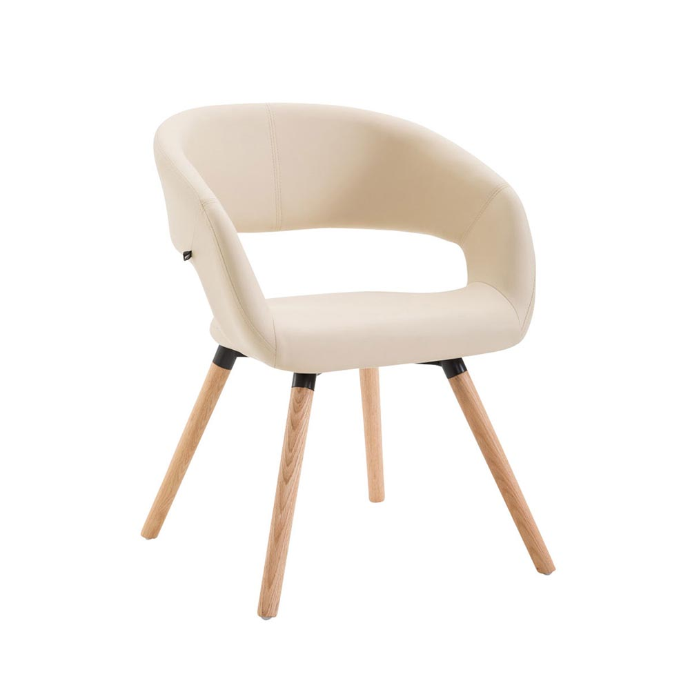 Jídelní židle Gizela, přírodní