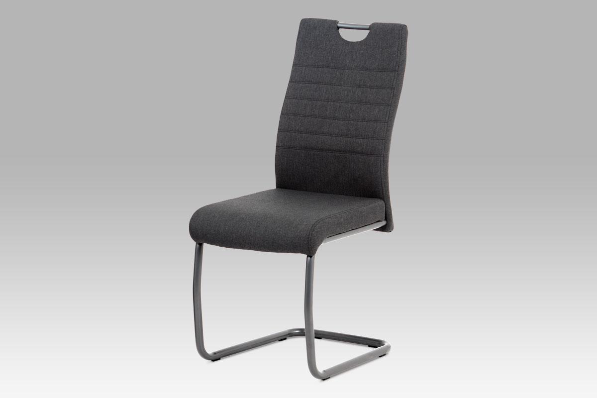 Jídelní židle Hanna, šedá