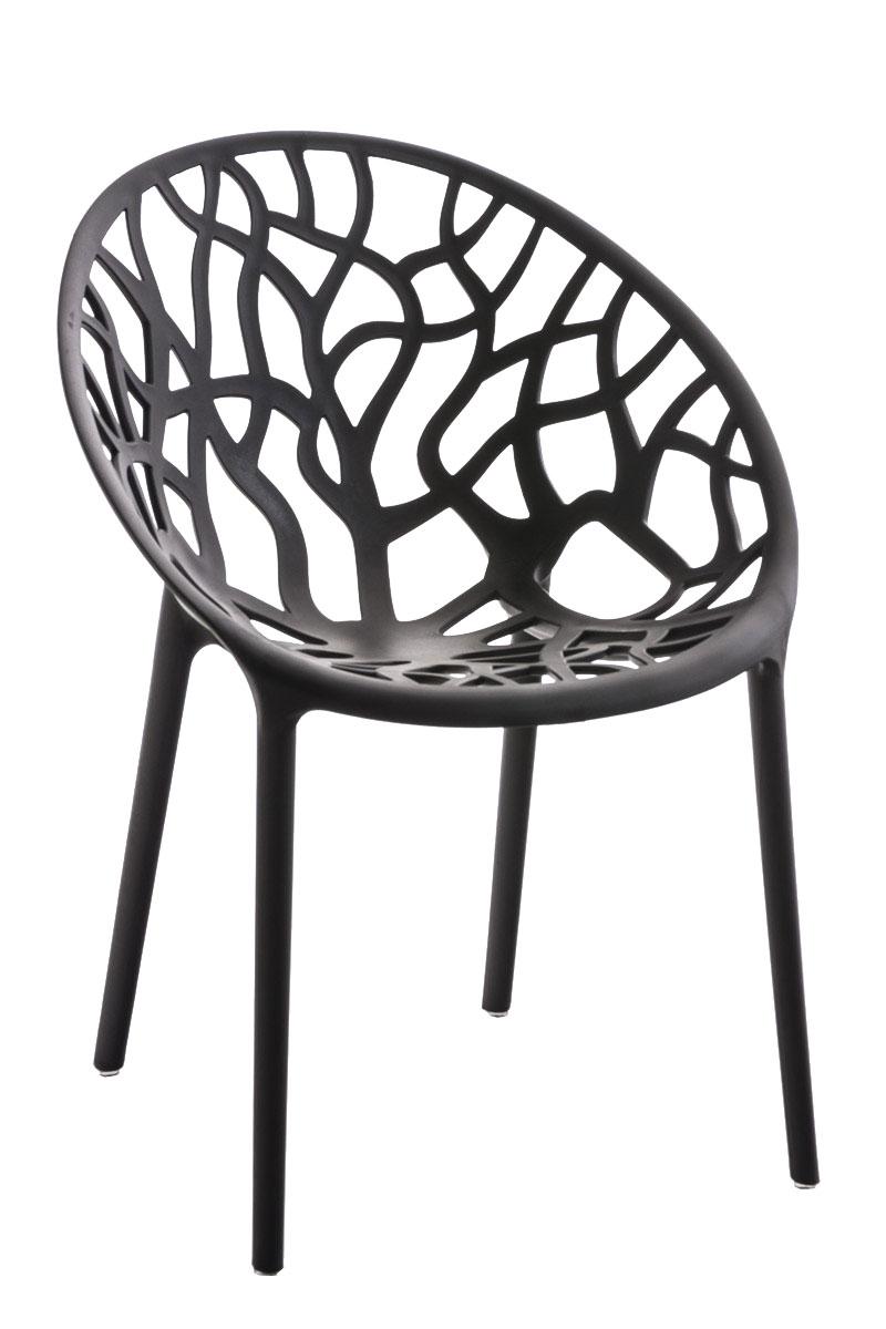 Jídelní židle Hoppas černá
