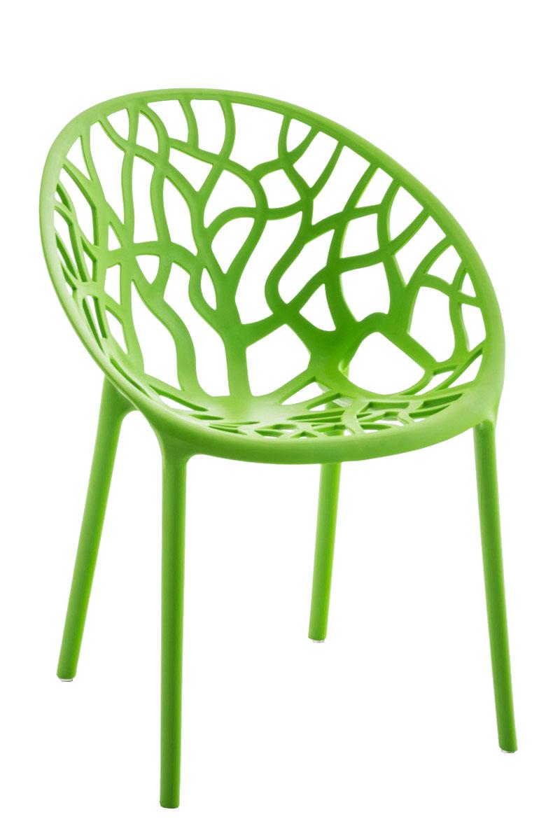 Jídelní židle Hoppas zelená