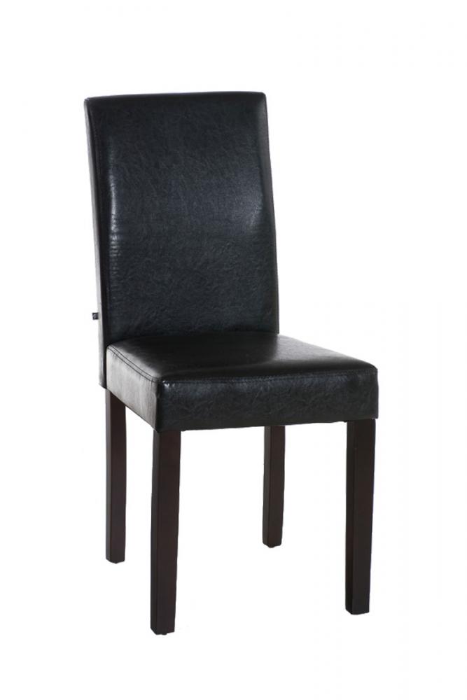 Jídelní židle Ina, hnědá
