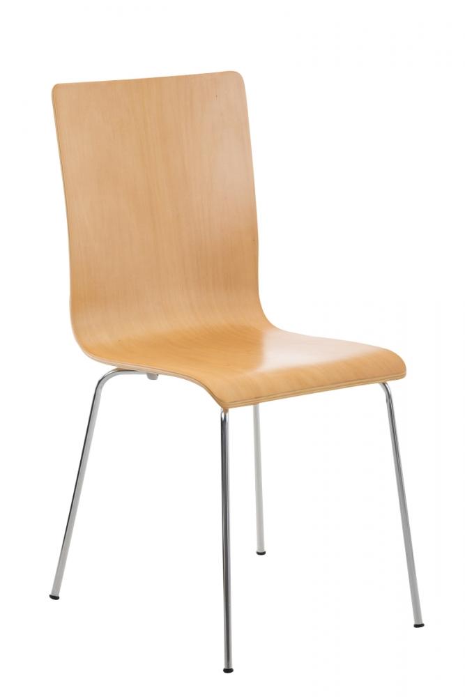 Jídelní židle Inga, přírodní dřevo