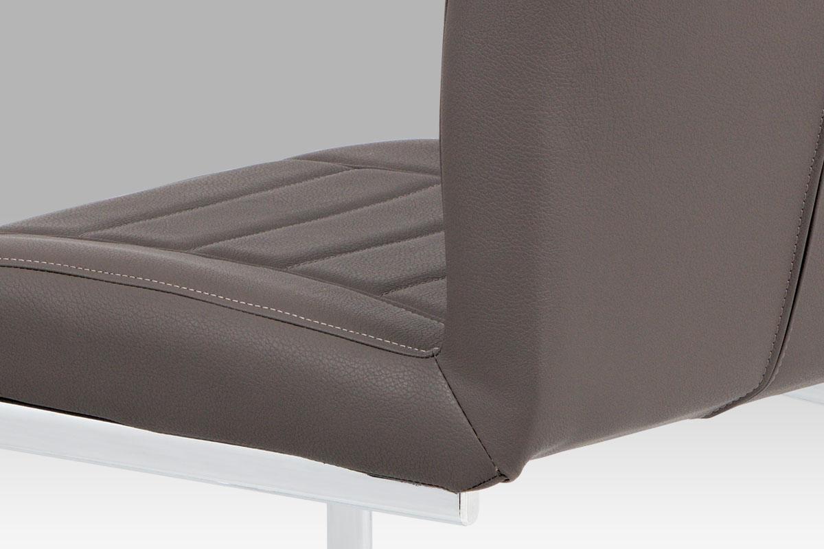 Jídelní židle Jacques (SET  2 ks) , cappuccino