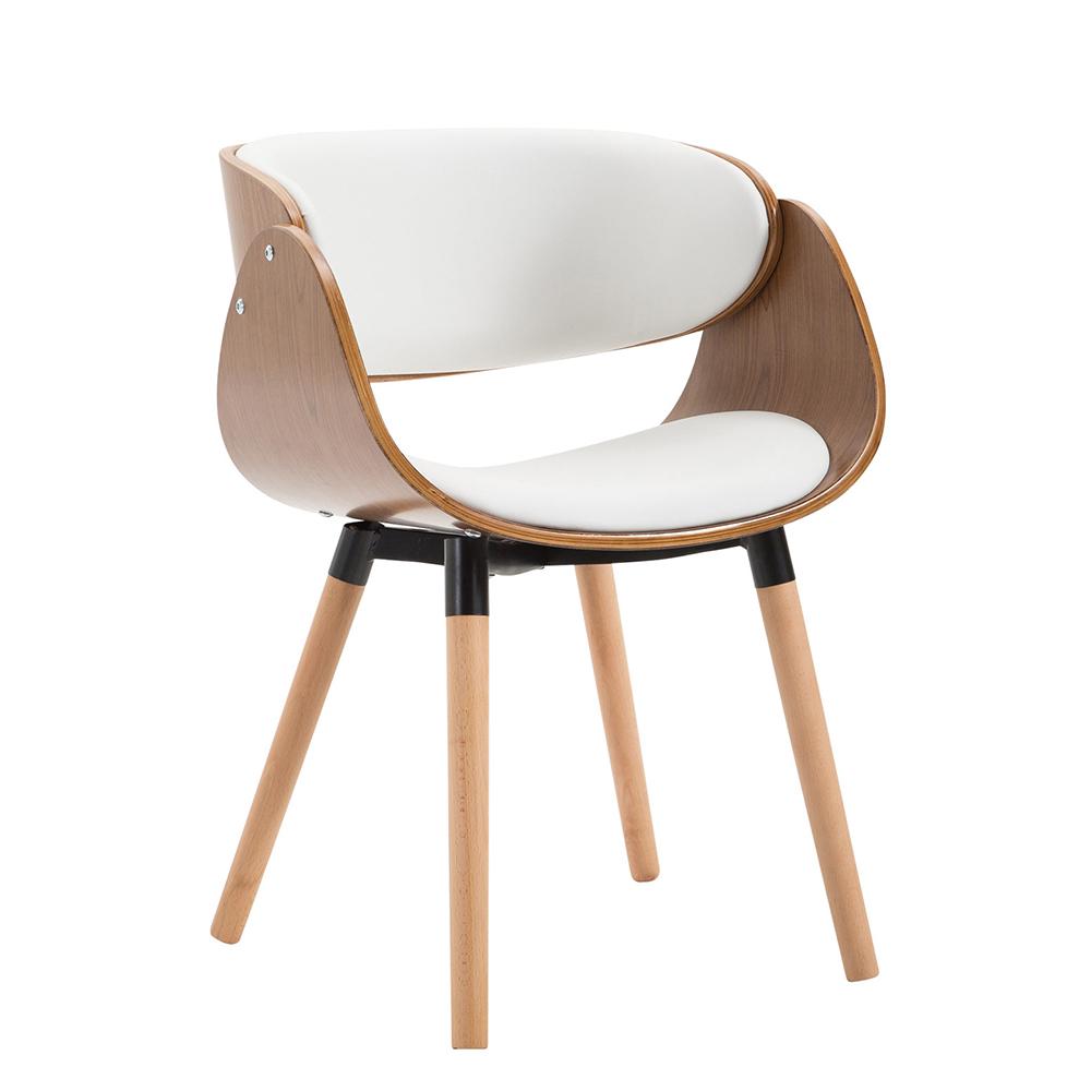 Jídelní židle Jess bílá