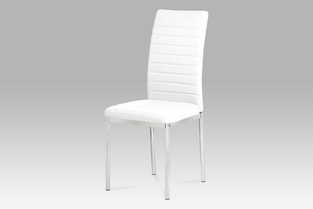 Jídelní židle Jolana, bílá