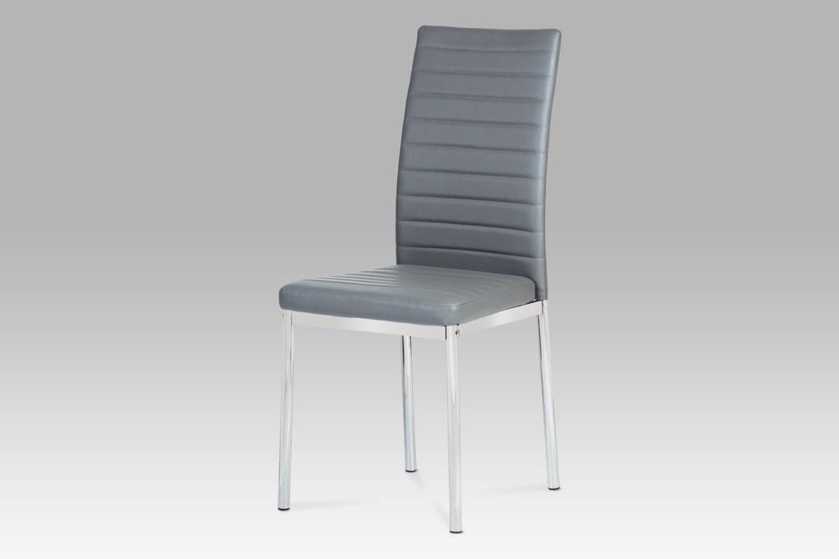 Jídelní židle Jolana, šedá
