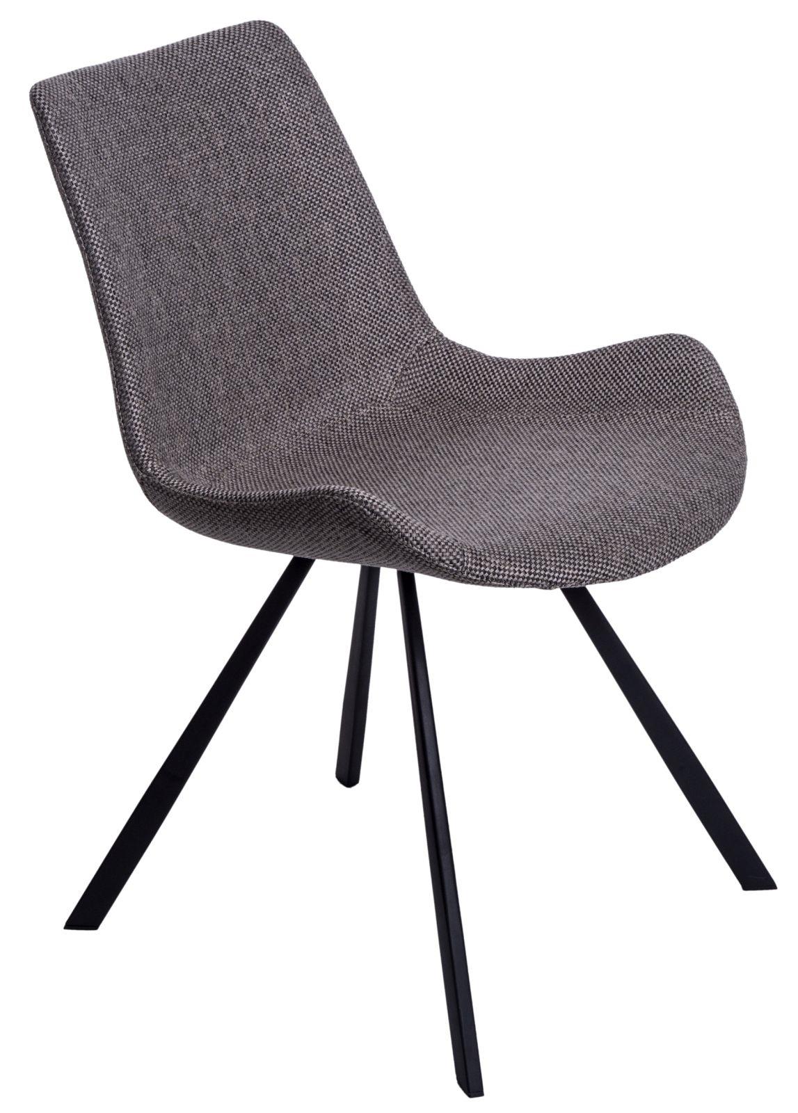 Jídelní židle Jordan, světle šedá