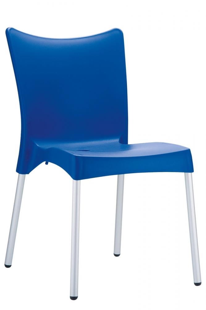 Jídelní židle Juliette, modrá