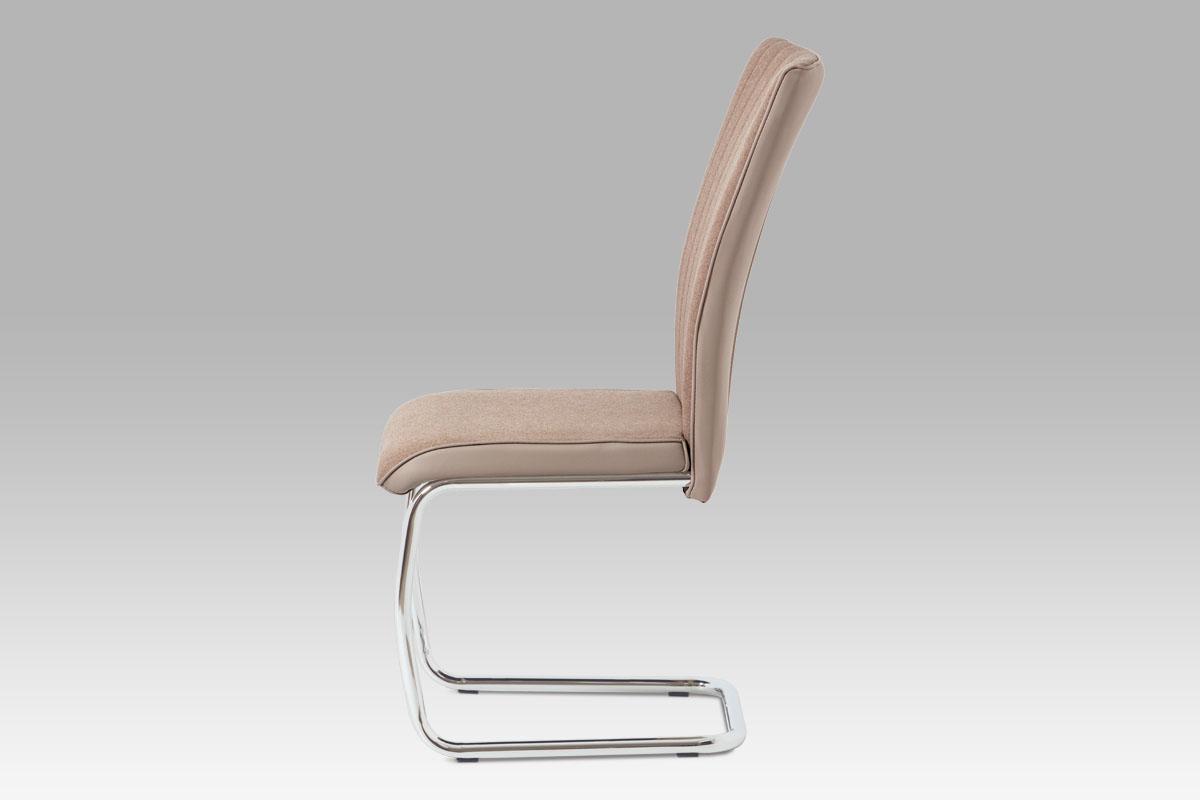 Jídelní židle Kaile, cappuccino