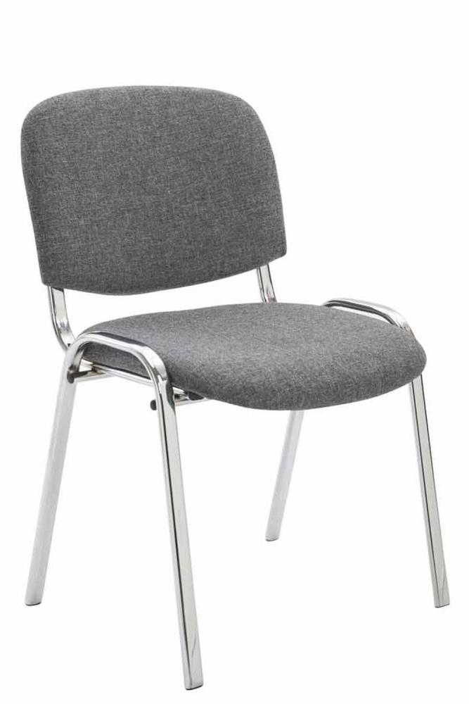 Jídelní židle Ken, šedá