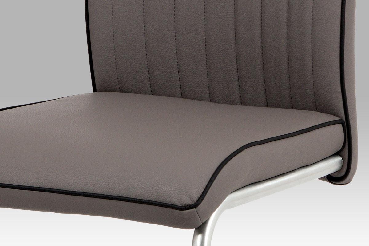 Jídelní židle Laurent (SET 2 ks), cappuccino