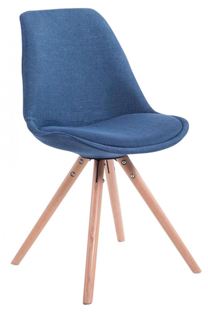 Jídelní židle Liam, modrá
