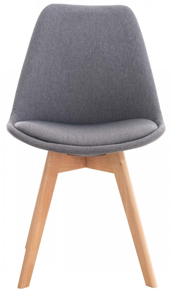 Jídelní židle Lina (SET 4 ks), šedá