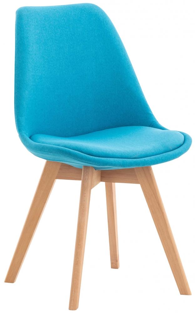 Jídelní židle Line, tyrkysová