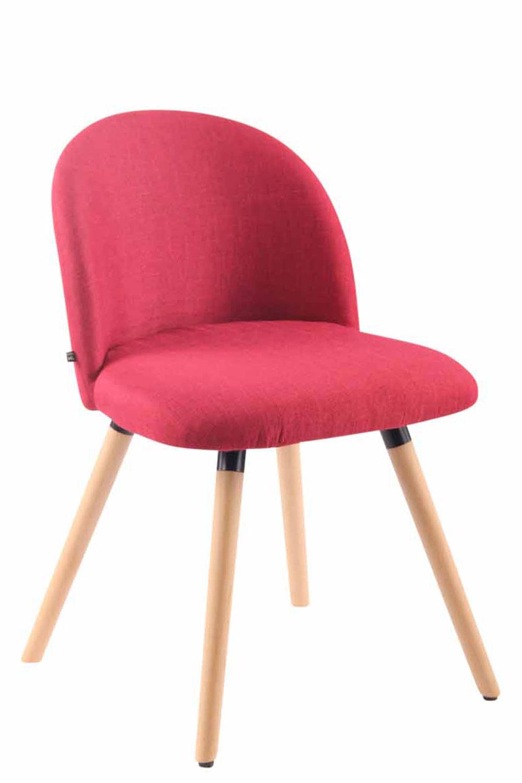 Jídelní židle Mandel textil, přírodní nohy