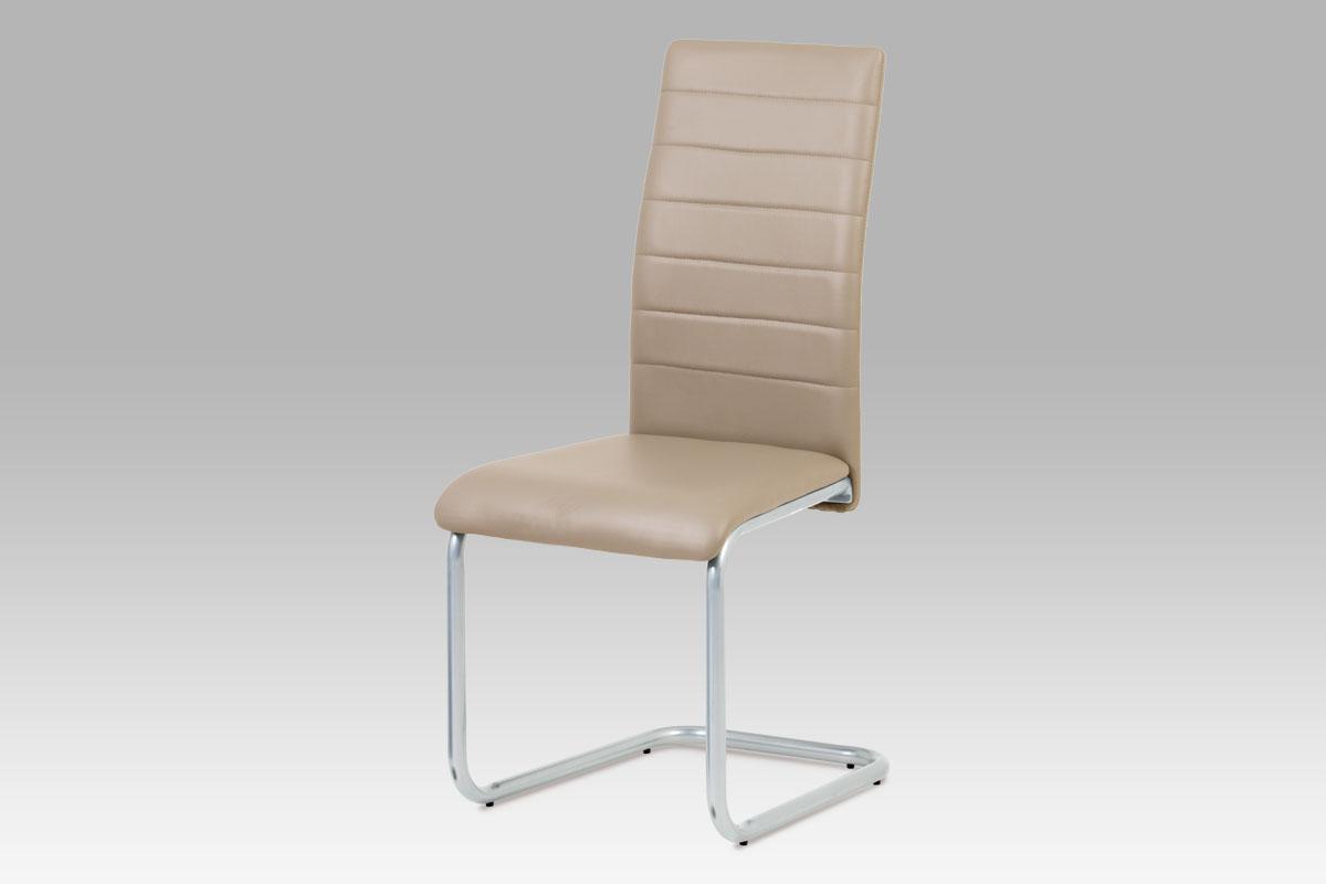 Jídelní židle Marck (SET 4 ks), cappuccino