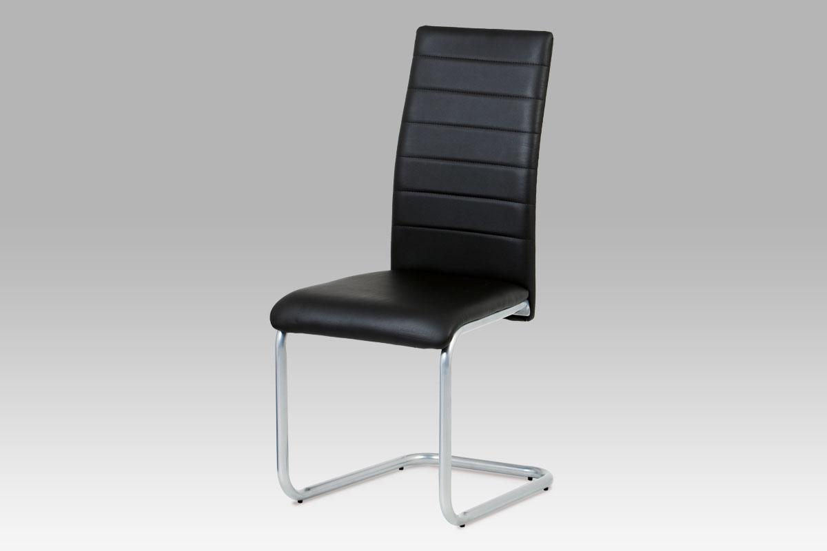 Jídelní židle Marck (SET 4 ks), černá