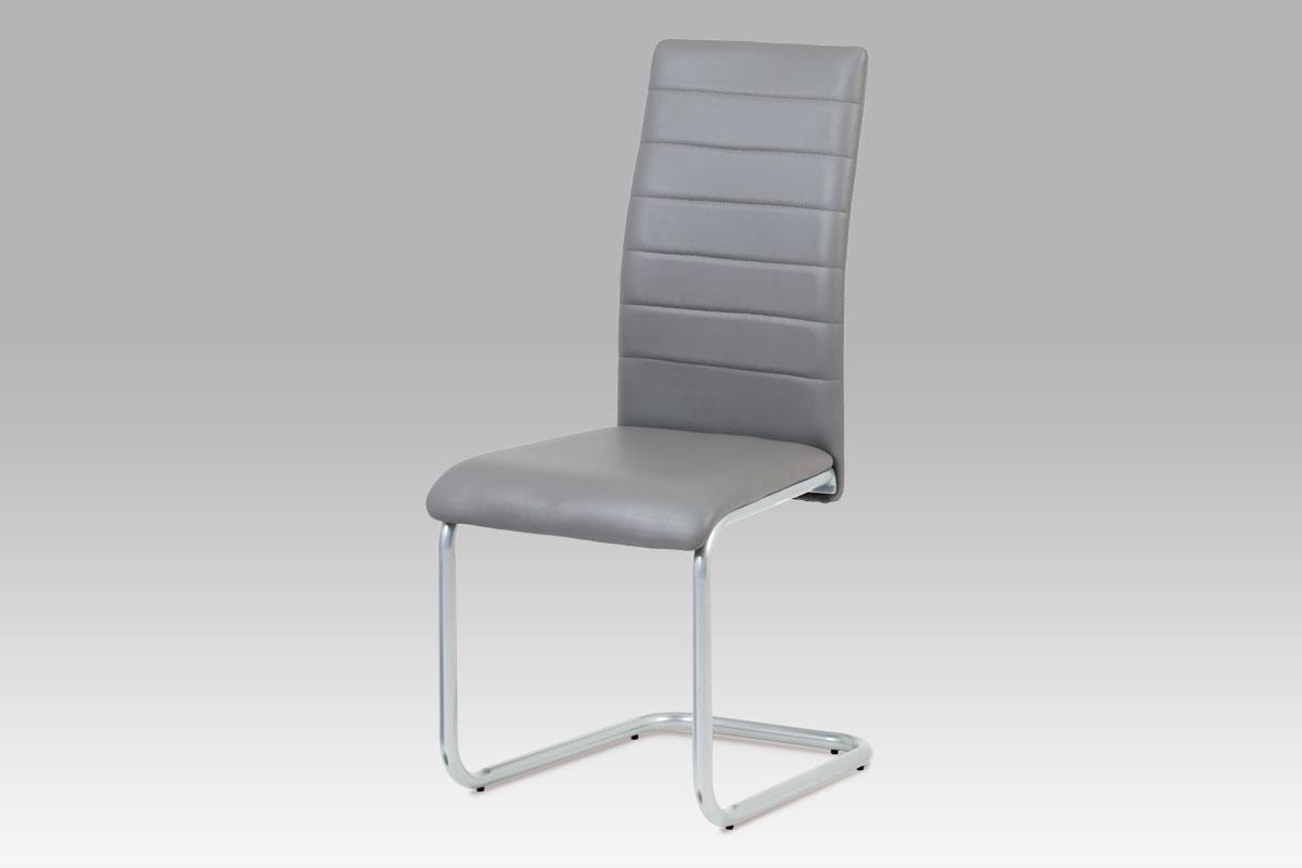Jídelní židle Marck (SET 4 ks), šedá