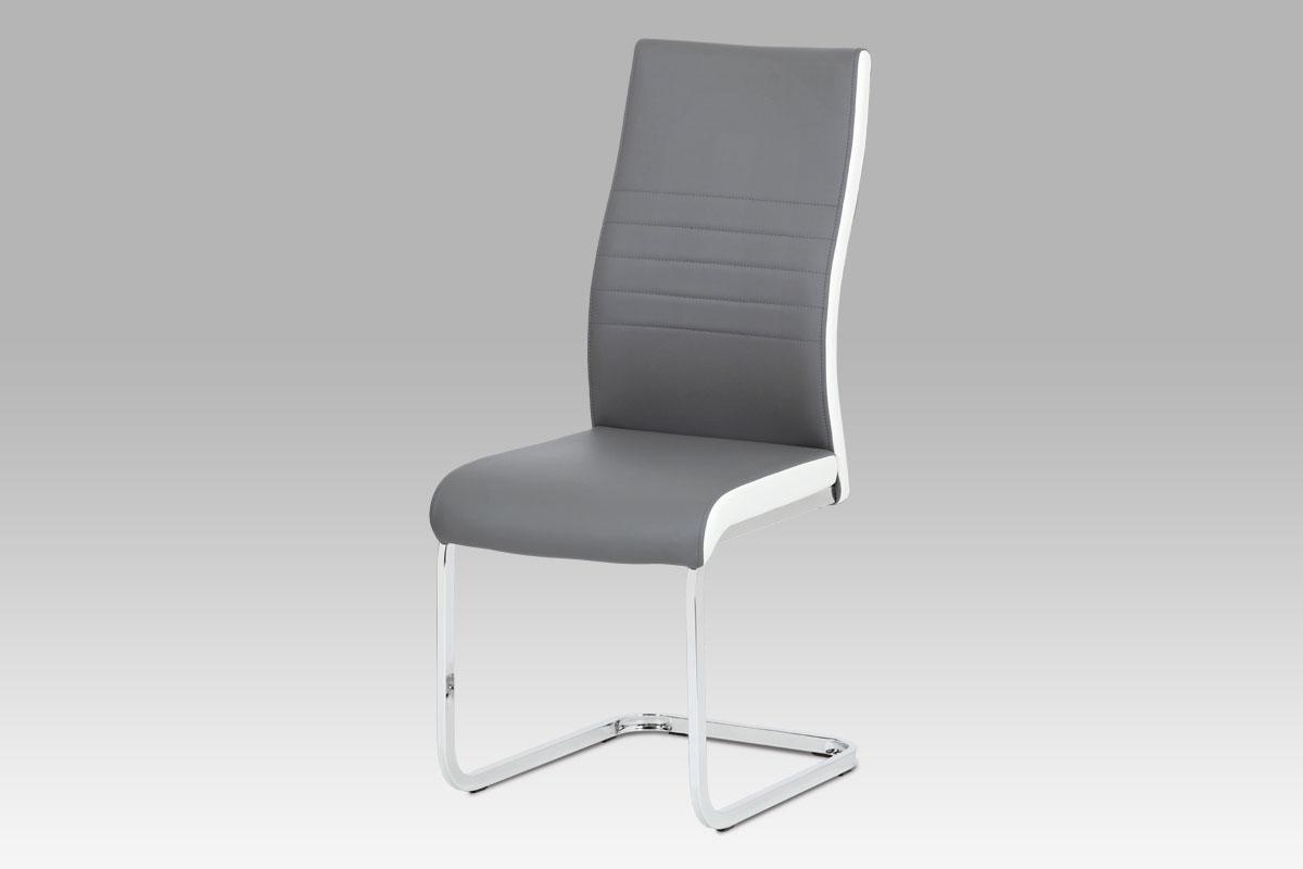 Jídelní židle Mathias, šedá