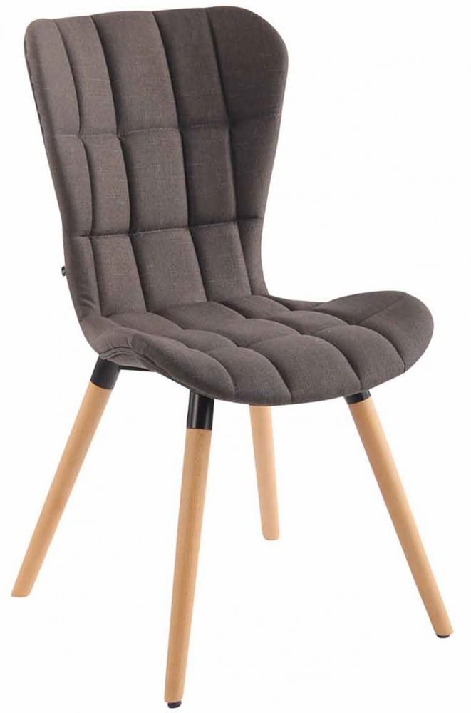 Jídelní židle Matl, tmavě šedá
