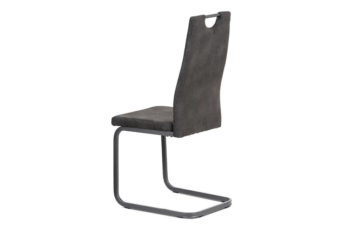 Jídelní židle Mats, šedá