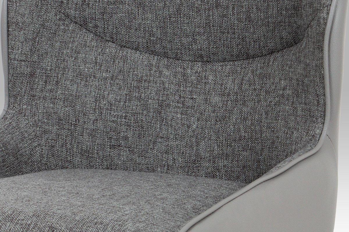 Jídelní židle Menke, šedá