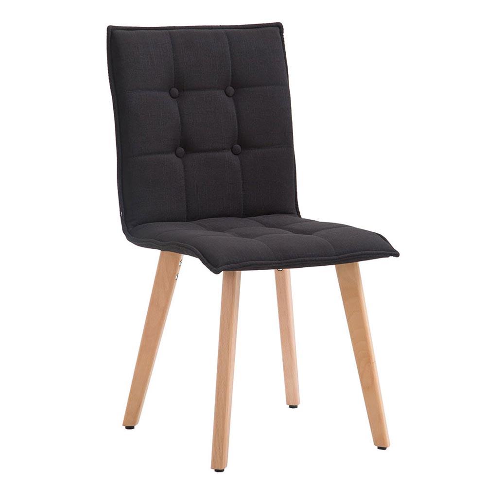 Jídelní židle Miriam textil, přírodní