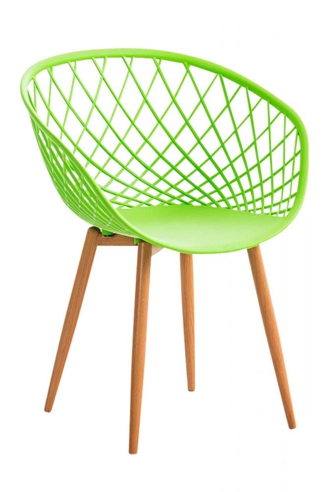 Jídelní židle Mora, zelená