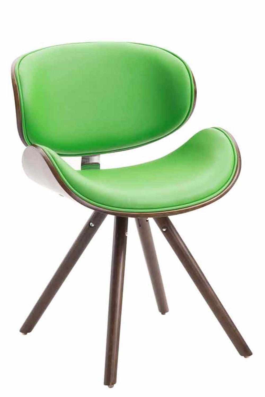 Jídelní židle Morgen kůže, coffee