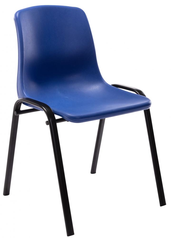 Jídelní židle Nowra, modrá