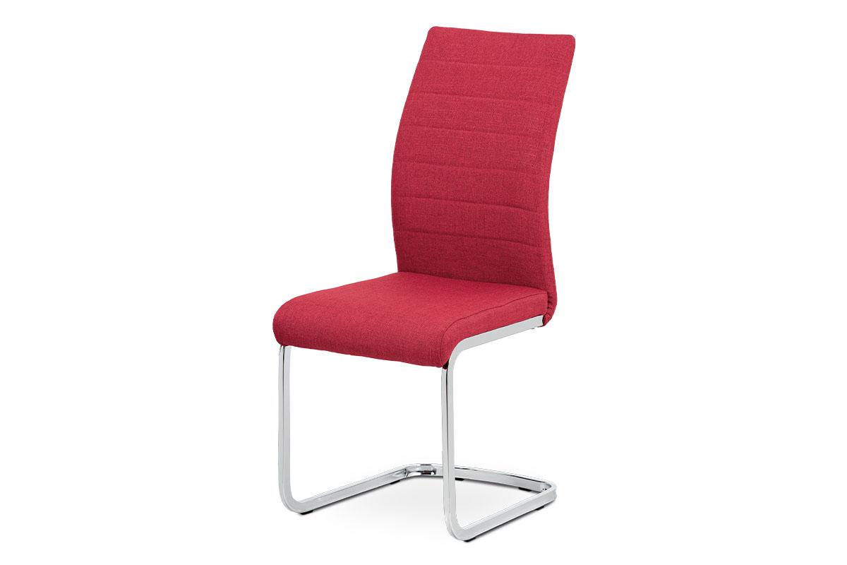 Jídelní židle Ollie, červená