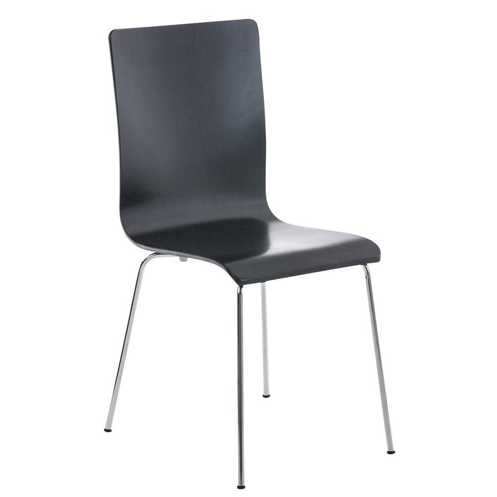 Jídelní židle překližková Pepino (SET 4 ks)