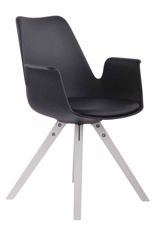 Jídelní židle Prins, bílé nohy